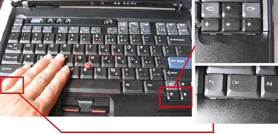 笔记本电脑键盘怎么拆
